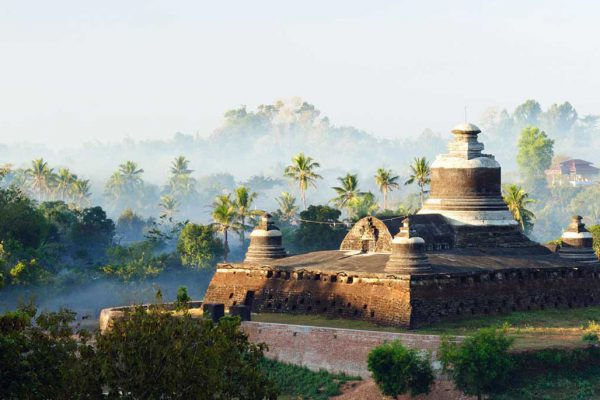 Yangon - Sittwe - Mrauk-U - by Yangon Travel Agency in Myanmar